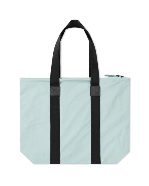 Rains Green Rush Tote Bag for men