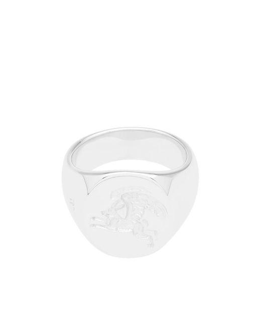 Tom Wood - Metallic Flying Rabbit Signet Ring for Men - Lyst