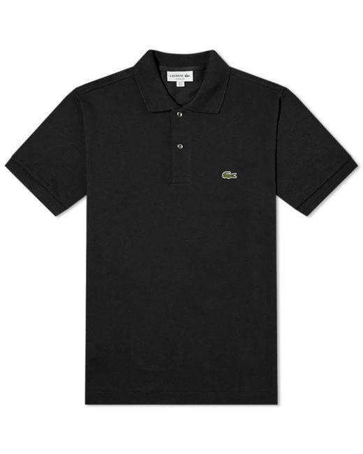 Lacoste Black Classic L12.12 Polo for men