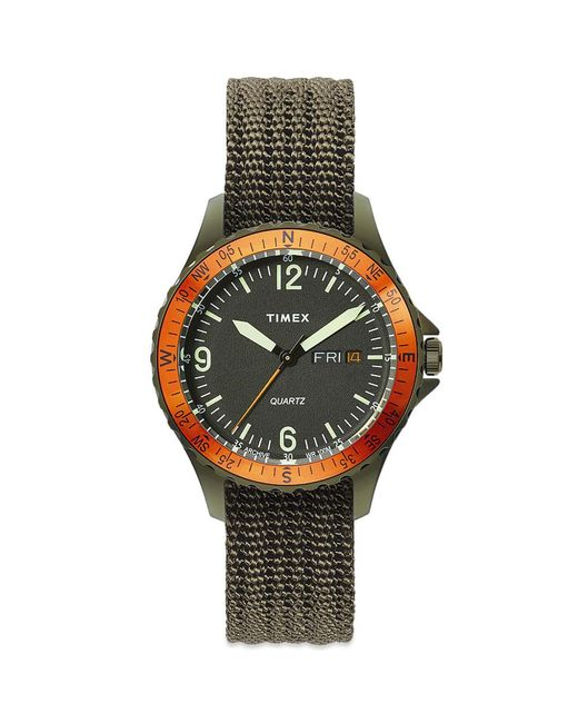 TIMEX ARCHIVE Green Navi Land Watch for men