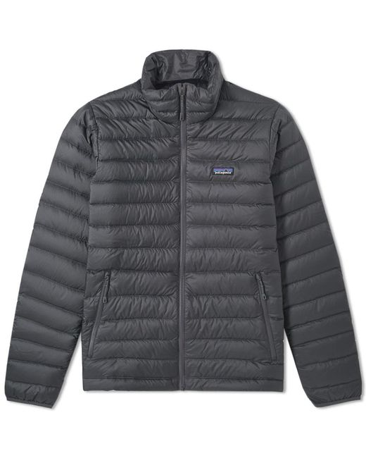 Patagonia | Gray Down Sweater for Men | Lyst