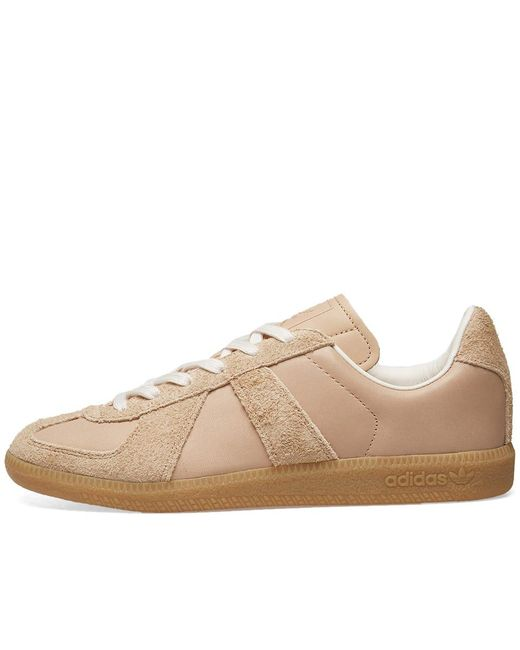 check out 7b201 3f420 ... Adidas - Natural Bw Army Premium Leather for Men - Lyst ...