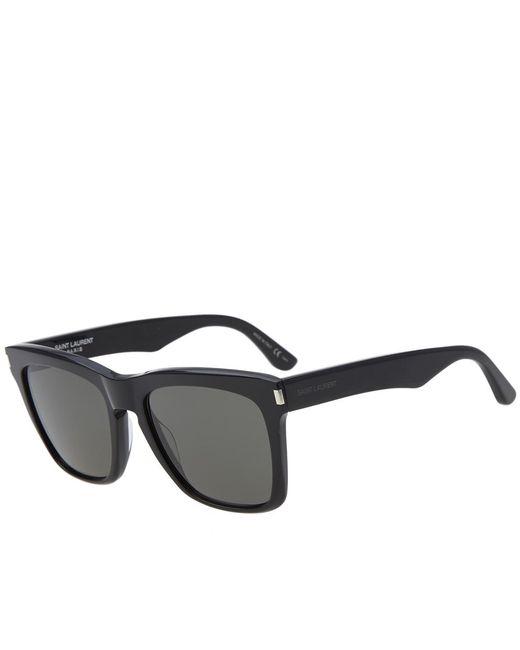 87f534953f1 Saint Laurent - Black Sl 137 Devon Sunglasses for Men - Lyst ...