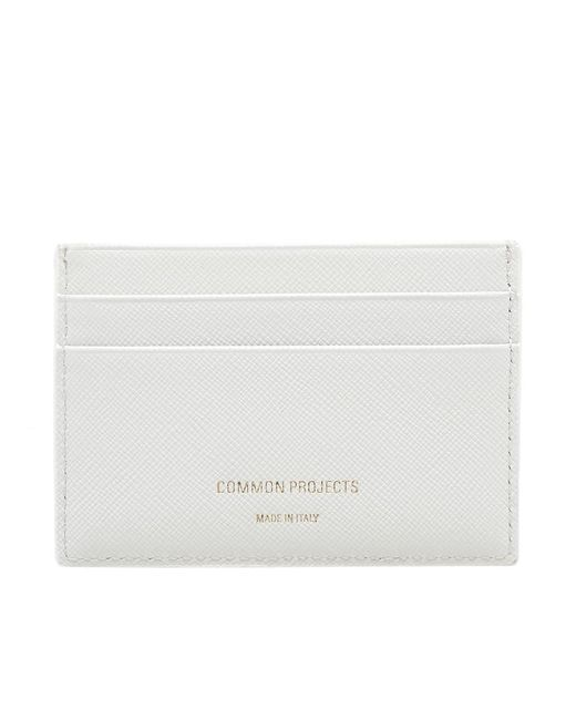 Common Projects - White Multi Card Holder - Lyst
