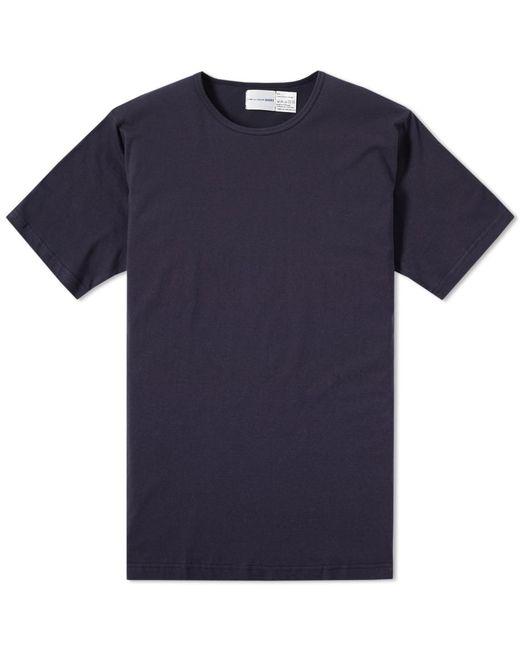 Comme des Garçons | Blue Comme Des Garcons Shirt X Sunspel Crew Tee for Men | Lyst