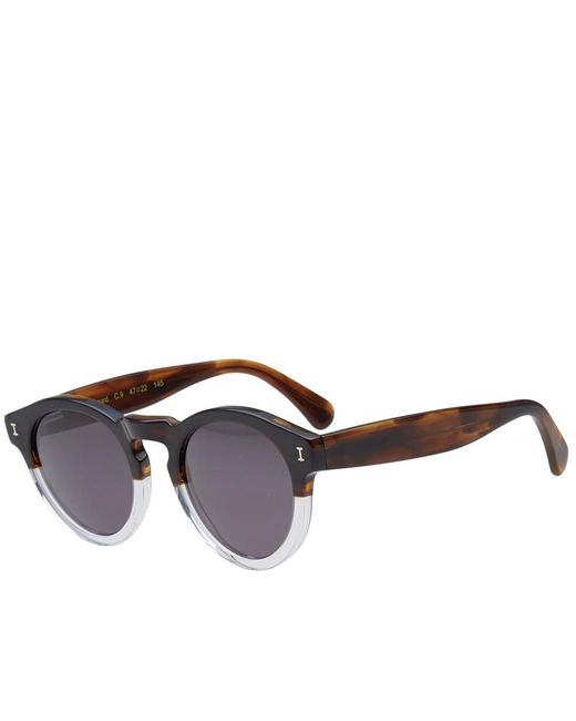 Illesteva - Brown Leonard Sunglasses - Lyst