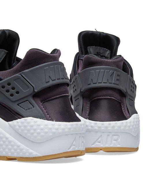 2ce4281bc9109 ... Nike - Gray Air Huarache Run Premium W - Lyst ...