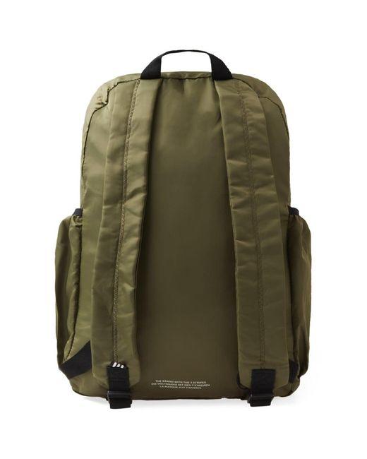 68a72de190 ... Adidas - Green Packable Backpack for Men - Lyst ...