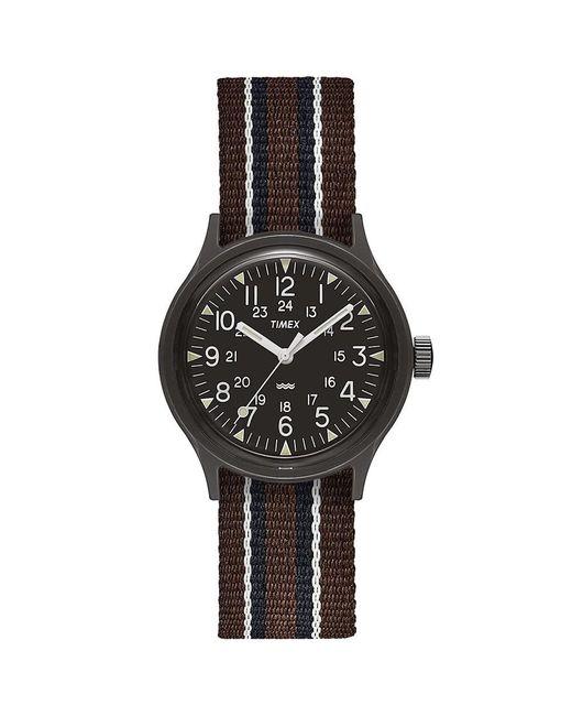 Timex Black Archive Camper Mk1 for men