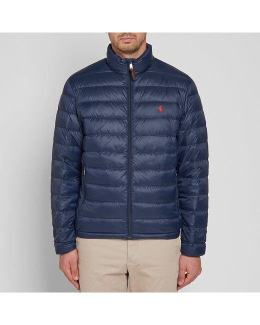 Bleeker Jacket Down Men's Blue Men's 35lFu1TJKc