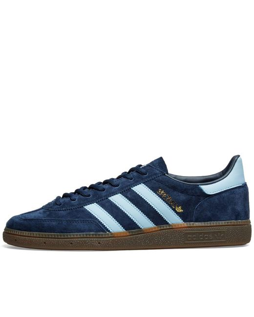 sports shoes 6d3e5 d888b ... Adidas - Blue Handball Spzl for Men - Lyst ...