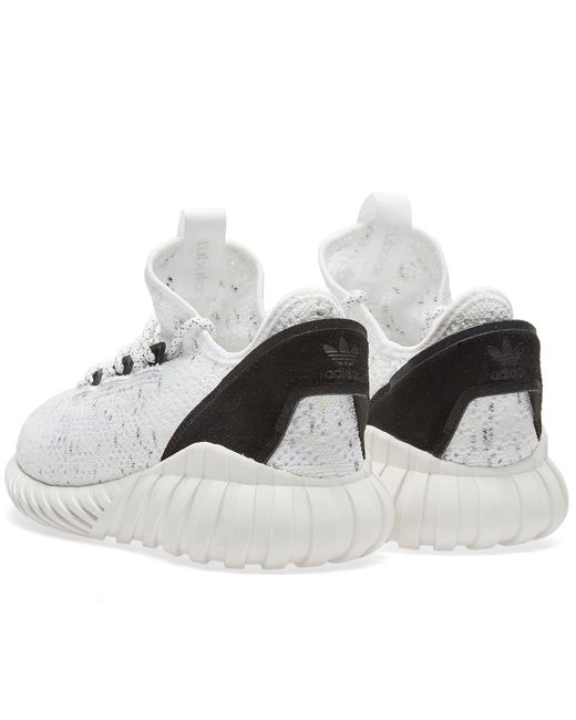 adidas Tubular Doom Primeknit Shoes Black adidas US