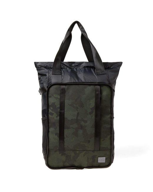 C6 - Black Packaway Tote Bag for Men - Lyst