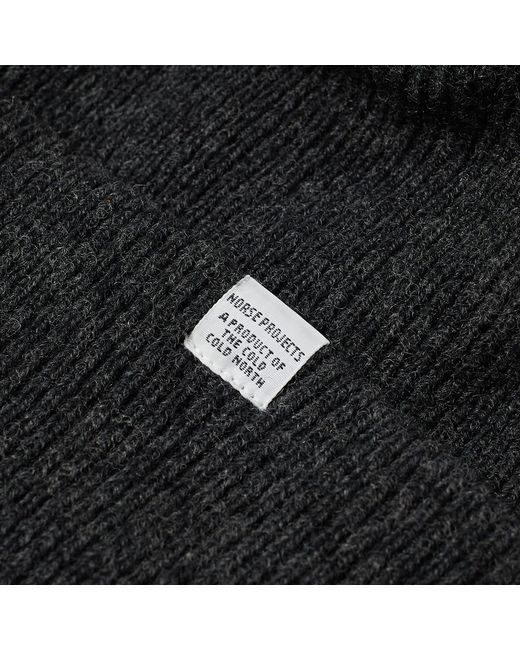 3ce9f0c3ea9 ... Norse Projects - Gray Beanie for Men - Lyst
