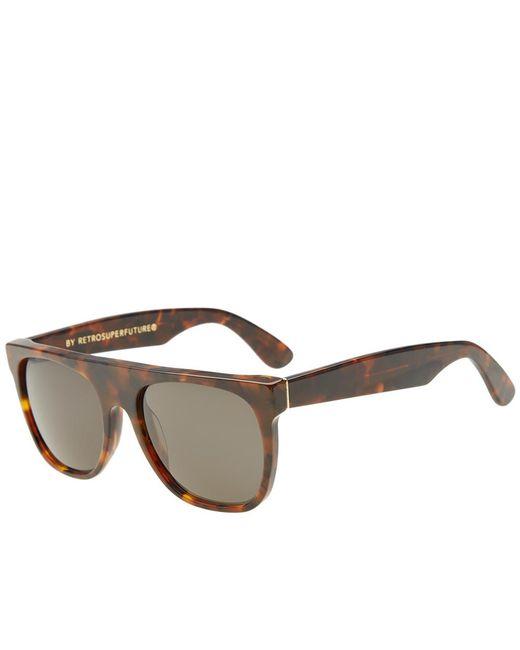Retrosuperfuture Brown By Retrofuture Classic Sunglasses for men