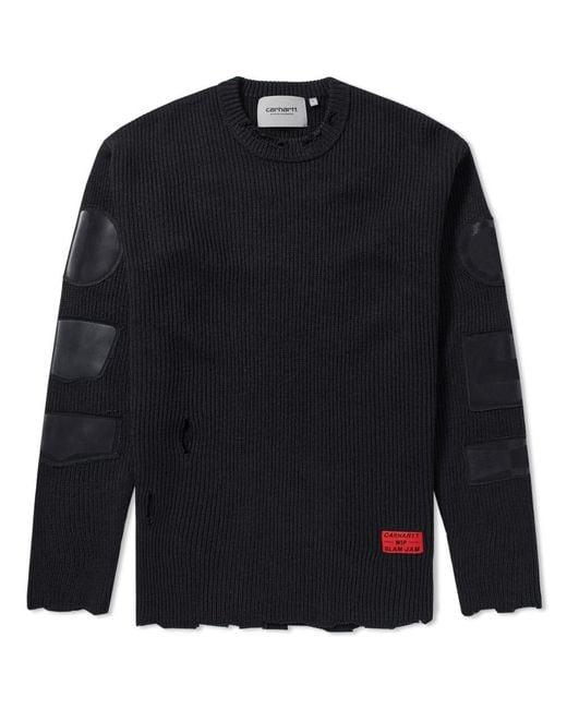 Carhartt - Black Minute Man Sweater for Men - Lyst