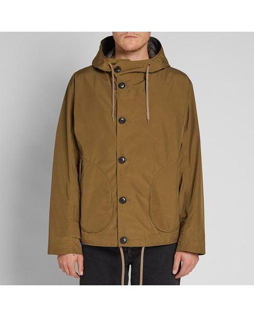 6b1f295d8 Men's Brown Nylon Gore-tex Cruiser Jacket