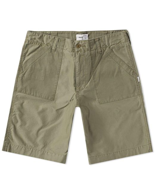 (w)taps - Green Buds Short for Men - Lyst