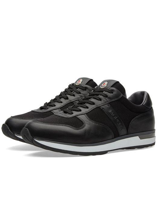 Moncler | Black New Montego Sneaker for Men | Lyst
