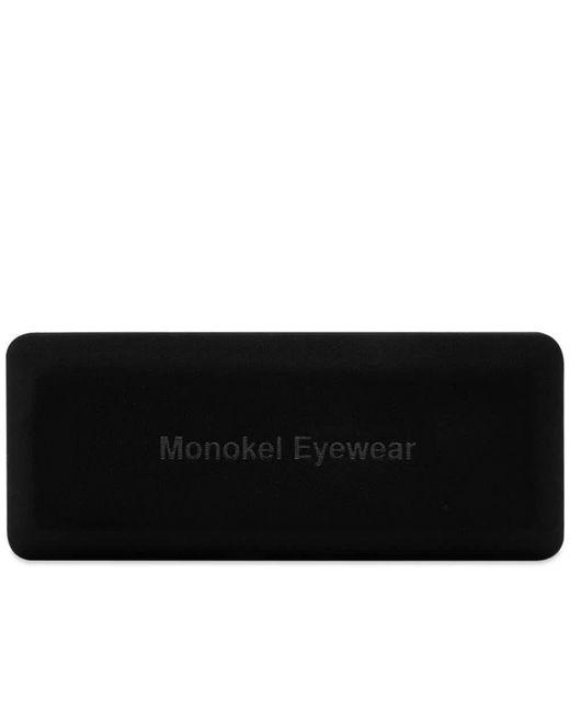 Monokel Men's Black Model 2 Sunglasses