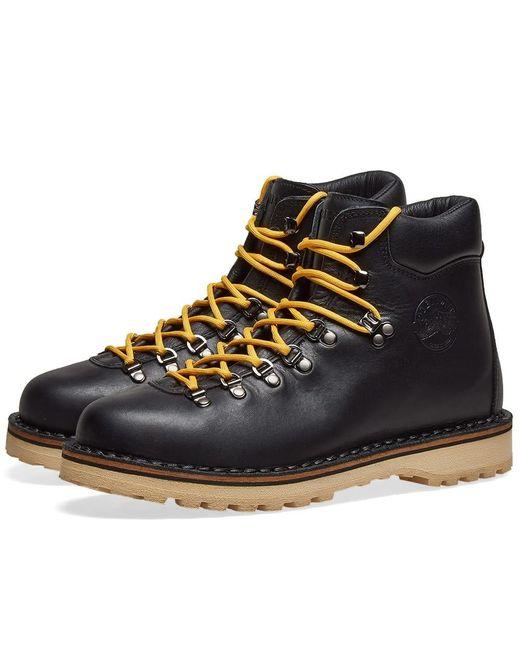 Diemme Black Roccia Vet Boot for men
