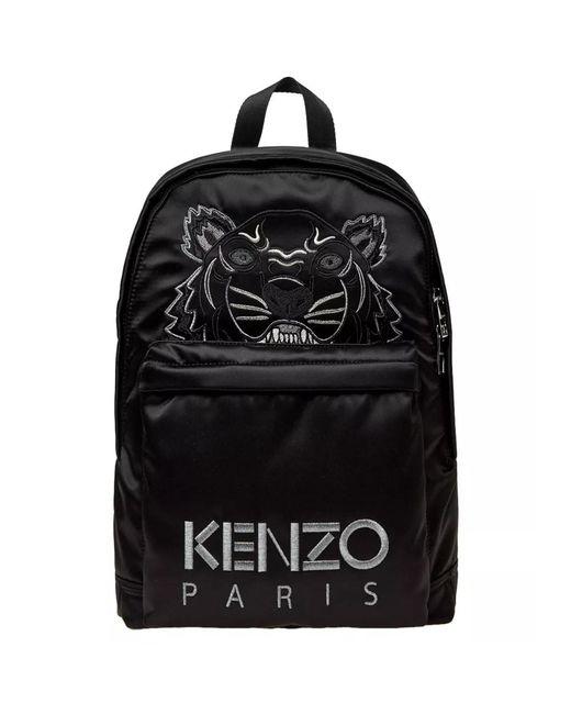 65ea5f076ed KENZO Tiger Backpack in Black for Men - Save 39% - Lyst