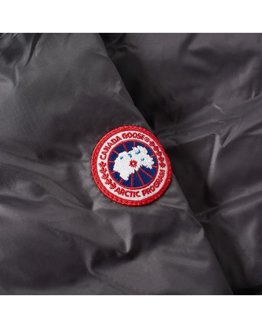 9cc644047f5 Canada Goose Lodge Jacket in Gray for Men - Save 14% - Lyst