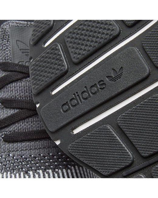 Adidas Swift Run Men Shoes On Foot