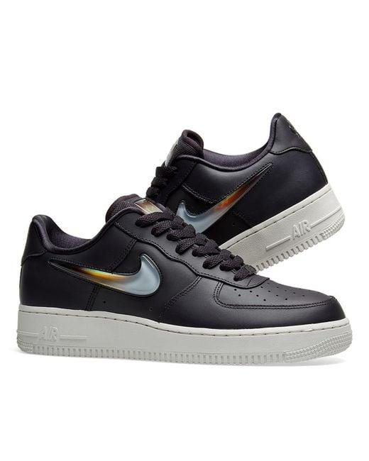 170217e9bf ... Nike - Black Air Force 1 '07 Se Premium W - Lyst