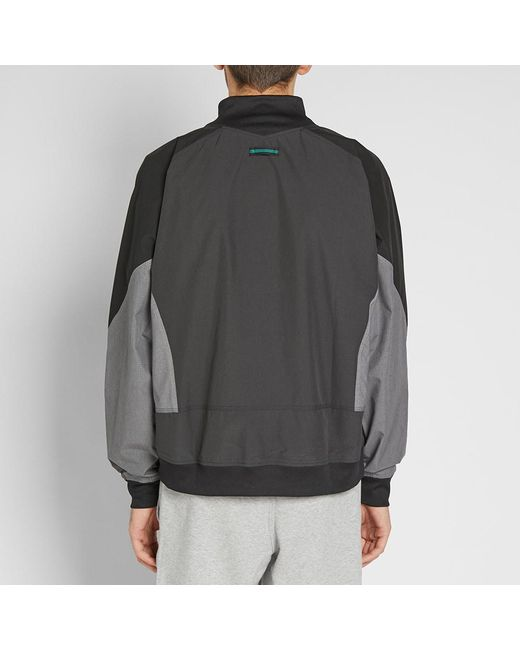 0e901372508f7 ... Adidas - Gray Eqt Woven Ripstop Jacket for Men - Lyst ...