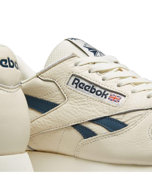 best cheap lace up in release date Reebok Classic Leather Vintage in White for Men - Lyst