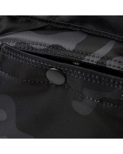 2398112a4404 ... Head Porter - Black Jungle Camo Shoulder Bag for Men - Lyst ...