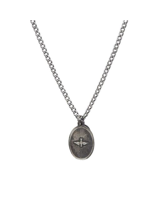 Miansai - Metallic Dove Necklace for Men - Lyst