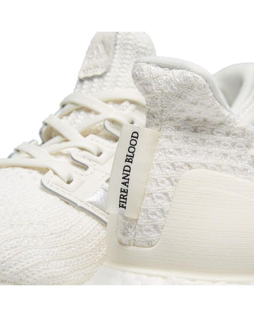 9f185ca763e7d ... Adidas - White Ultra Boost X Game Of Thrones W - Lyst ...