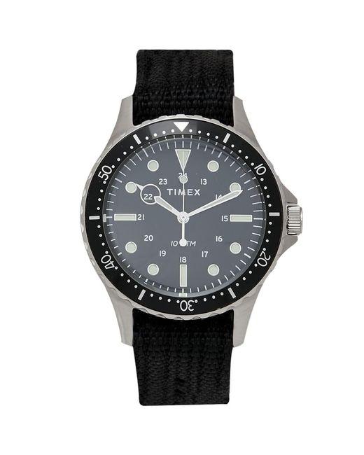 Timex Black Navi Xl Watch for men