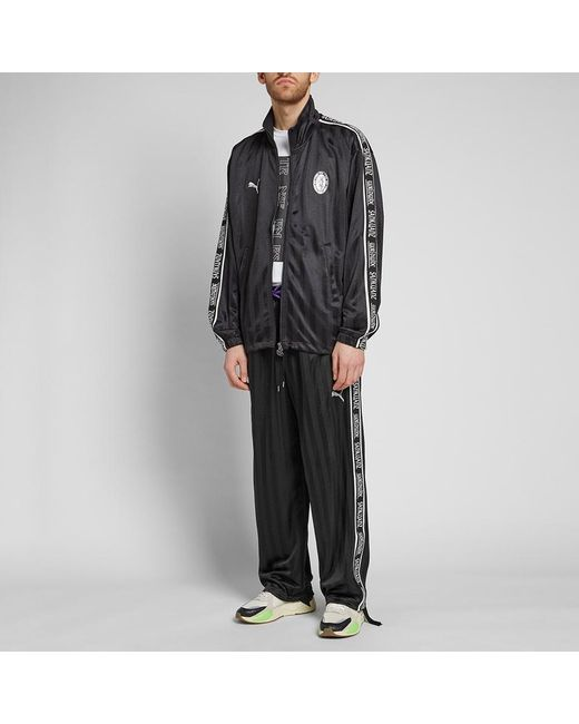 eb9126ecf3fe ... PUMA - Black X Sankuanz Track Pant for Men - Lyst