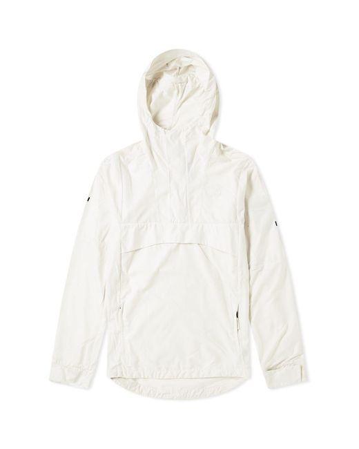 fc7ef1171 Men's White Windjammer Dot Air Pullover Jacket