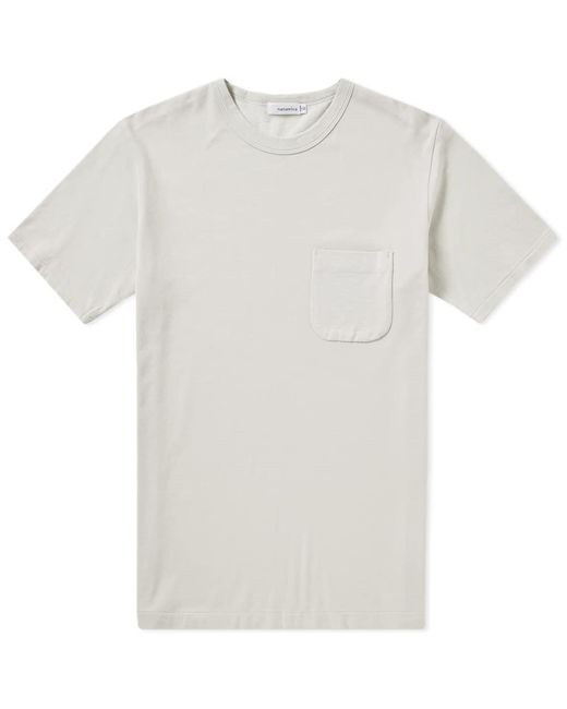 Nanamica - White Coolmax French Terry Tee for Men - Lyst