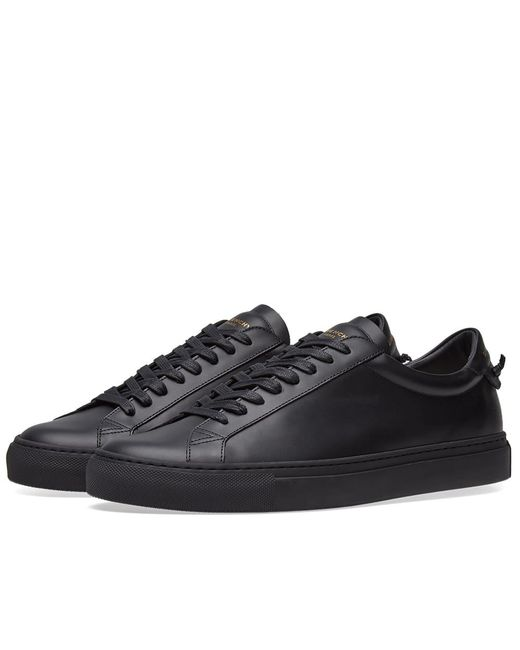 Givenchy - Black Low Sneaker for Men - Lyst