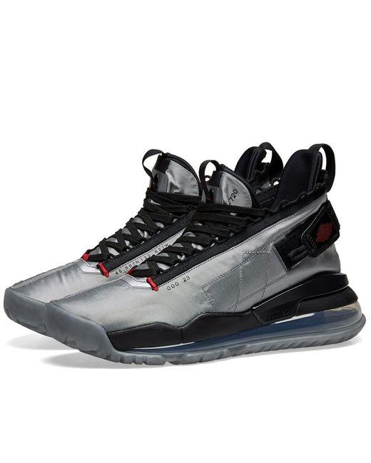 Nike Metallic Air Jordan Proto-max 720 for men