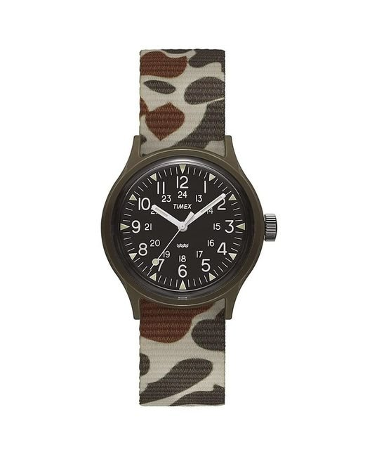 Timex Green Archive Camper Mk1 for men