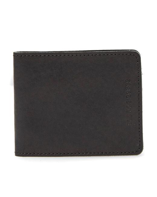 Shinola - Black Bi-fold Wallet for Men - Lyst