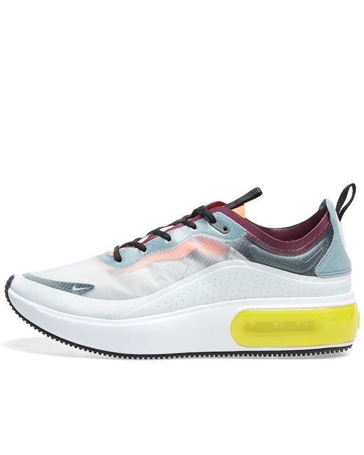 Nike Synthetic Air Max Dia Se Qs W in White Save 34% Lyst