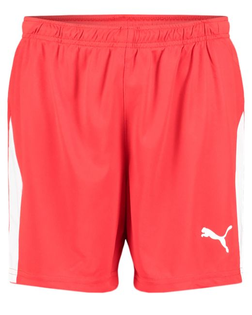 """PUMA Red Handballshorts """"Liga"""""""