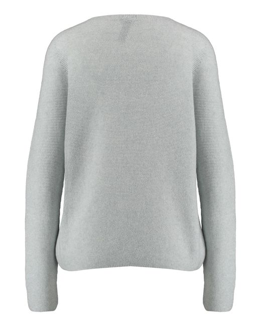 Marc Cain Gray Pullover