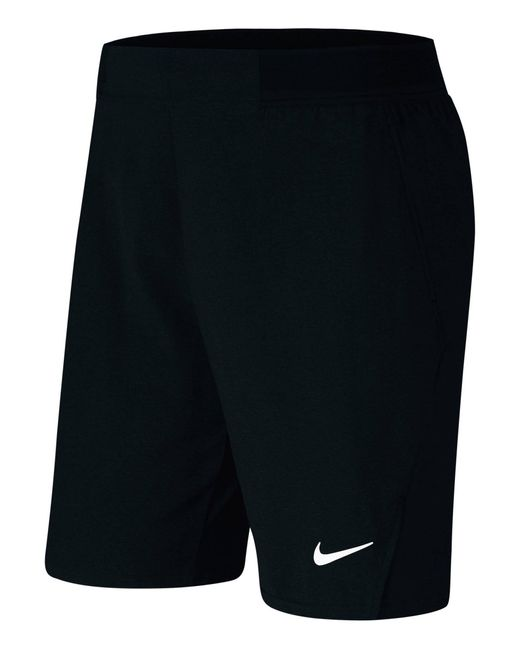 """Nike Tennisshorts """"Court Flex Ace"""" in Black für Herren"""