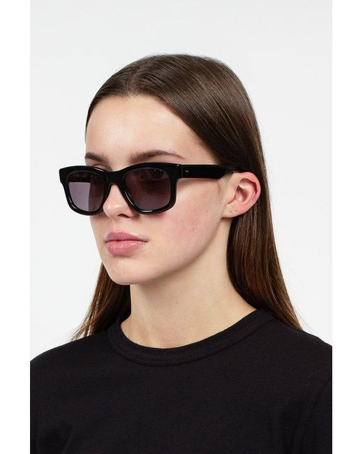 Sun Buddies Bibi Black Sunglasses