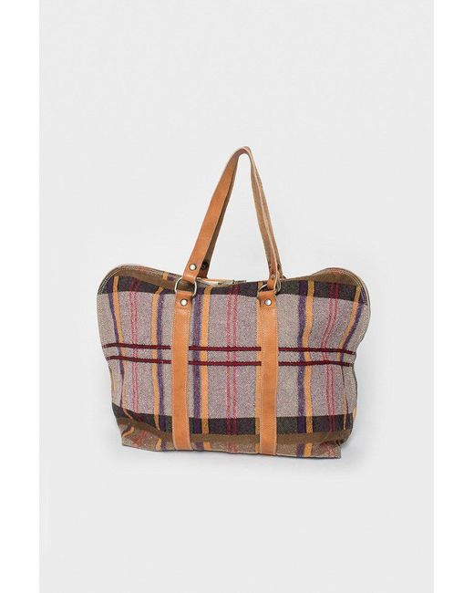 Guidi Leather Gb2a Small Weekender Bag Lyst