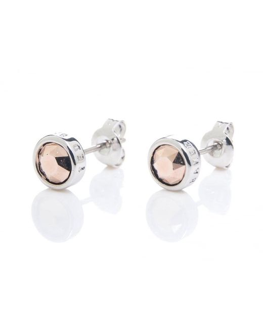 Ted Baker - Multicolor Sinaa Crystal Earrings - Lyst
