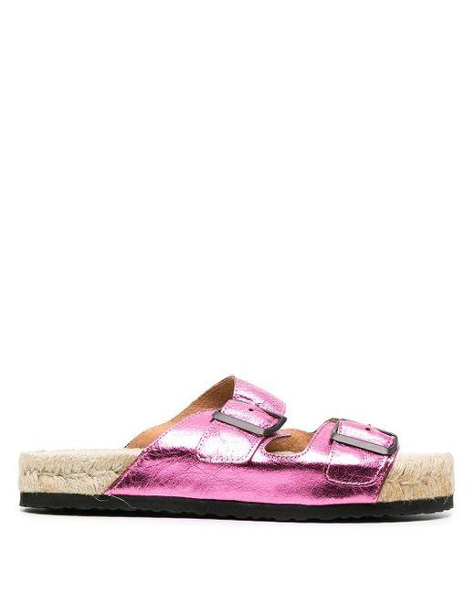 Manebí Sandals Pink
